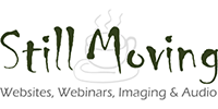 Still Moving Websites Logo - Part of the Hampshire Studios Group